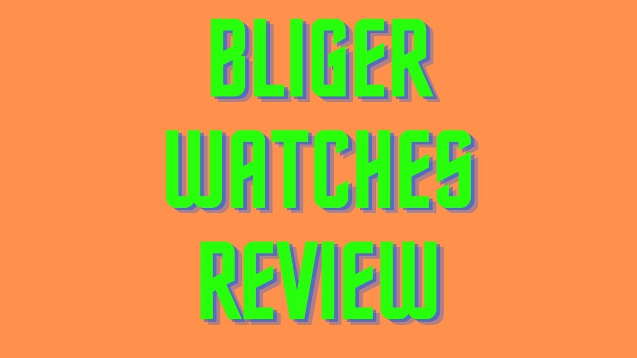 bliger watches
